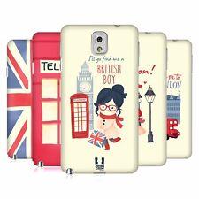 HEAD CASE DESIGNS I DREAM OF LONDON HARD BACK CASE FOR SAMSUNG PHONES 2