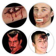 Woochie Látex Prótesis Profesional herida pelicula peli TV Maquillaje Halloween fácil