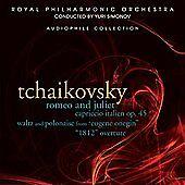 Tchaikovsky: Romeo and Juliet; Capriccio Italien; 1812 Overture (CD,...