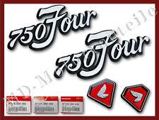 Honda CB 750 four k1 side cover emblème set pages couvercle emblèmes ORIGINAL NEUF