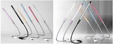 Elegante chiavetta USB flessibile 10 LED Luce Brillante Lampada da lettura