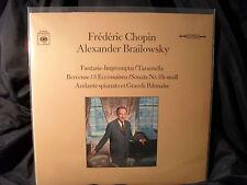 F. Chopin-FANTASIA-Impromptu ecc./BRAILOWSKY