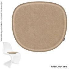 Eco Filz Kissen 23mm geeignet für Panton Chair gepolstert mit Antirutsch