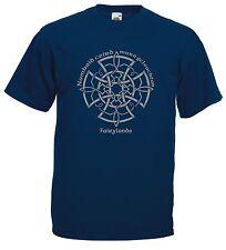T-Shirt Celtic J705 namhaid ceird mura gcleachtar Fairylands Cross celtic Nodi