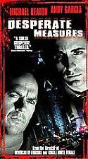 Desperate Measures (VHS MOVIE)