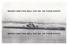 rp10852 - Royal Navy Submarine - HMS Stratagem , built 1943 lost 1944- photo 6x4