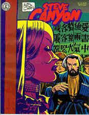 Steve Canyon Magazin # 10 (Milton Caniff) (USA, 1985)