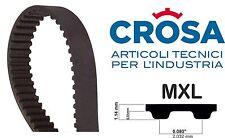Cinghia dentata in gomma NBR - Passo in pollici MXL CN MXL0432-12 - CN MXL4800-0
