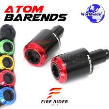ATOM CNC Bar Ends Sliders Pair For Suzuki Bandit 1250 S ABS 12-17 14 15 16