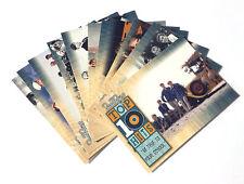 2013 Panini Beach Boys 50th Anniversary Chase Card Singles - Top 10 Hits