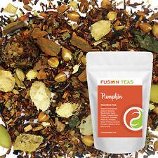 Pumpkin Rooibos - Loose Leaf Herbal Red Tea Blend - Fusion Teas