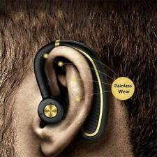 Wireless Bluetooth Headset HiFi Stereo Sports HD Headphone w/Mic Noise Reduction