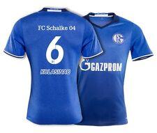 Trikot Adidas Schalke 04 / 2016-2017 Home - Kolasinac 6 [164-XXL] S04 Fussball