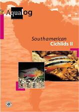 AQUALOG, South American Cichlids # 2 (Apistogramma + other Dwarf Cichlids)