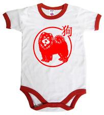 """Baby Body """"Nouvel An Chinois du Chien"""" Baby Grow Vest Vêtements Bébé Garçon Fille"""