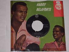 "HARRY BELAFONTE -Man Piaba- 7"" 45"