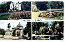 CP 94 VAL DE MARNE - Choisy-le-Roy  - Multivues