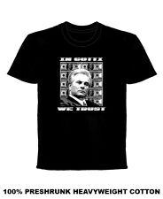 John Gotti Gangster Mafia Boss T Shirt