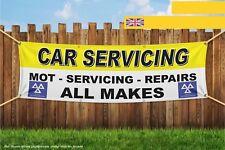 Auto manutenzione garage RIPARAZIONI SERVIZIO MOT MECCA Heavy Duty PVC BANNER SIGN 3733