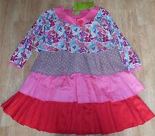 Petitlilo Fille Lena coton couche Dress 4-5 Y 110 Cm Bnwt designer danois