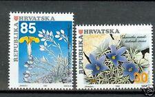 FIORI DI MONTAGNA - ALPINE FLOWERS  CROATIA 1992