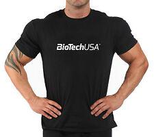 "T-Shirt Bodybuilding Fitness Palestra ""Biotech Usa"""