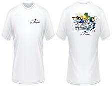 Bertram Ocean Flybridge Boat T-Shirt