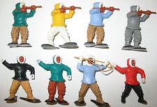 TIMPO TOYS - verschiedene Eskimo Figuren