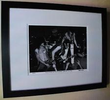 Guns N Roses Rocket Queen Slash Axl Rose fine art photo signed 13/100 Troubadour