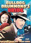 Bulldog Drummond's Bride, Good DVD, Neil Fitzgerald, John Sutton, Gerald Hamer,
