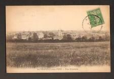 LA CHAPELLE-aux-POTS (60) VILLAS & EGLISE en 1923