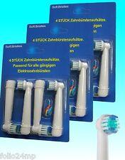 Aufsteckbürsten Ersatzbürsten für Braun Oral B Precision Clean Zahnbürsten