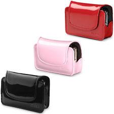 Kodak Chic Patent Leatherette Camera Cell Phone Accessory Case