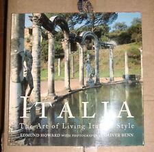 ITALIA # THE ART OF LIVING ITALIAN STYLE # Gremese 1997