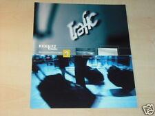 13371) renault trafic generación genera folleto 2003