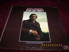 Jean-Luc Ponty Electric Connection LP ST-20156
