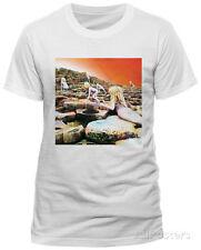 Official Led Zeppelin - HOTH Album -  Men's White T-Shirt