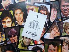 Transimage Football 79/80 autocollants (251-528) - Complétez votre collection