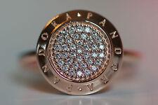 AUTHENTIC NEW PANDORA ROSE™ SIGNATURE RING 180912cz *CHOOSE SIZE* HINGED BOX