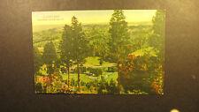 Giant's Foot, Delaware Water Gap, Pa. unused linen postcard