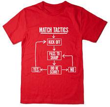 Match Tactics, Pass to Sharp - Funny Sheffield United FC Football T-shirt