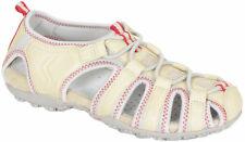 GEOX Strel U sandals sale Synt.Nbk+Lycra Beige