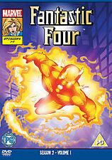 Fantastic Four Season 2 Volume 1 DVD (PG) Episodes 1-7