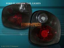 2001-2003 FORD F150 F-150 FLARESIDE TAIL LIGHTS DARK SMOKE 2002