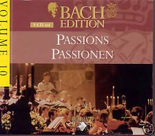 Johan S Bach Edition vol.10 passions pass ioni 9 CD BOX