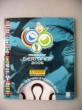 Sammelbilderalbum Fifa World Cup Germany 2006 Fußball