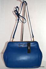 DKNY Lamb Nappa With Zip Shoulder Handbag Bag Purse Сумка Sac Bolsa Handtasche
