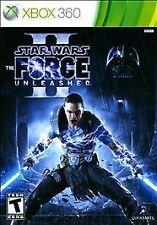 Star Wars: The Force Unleashed II Xbox 360 -- CIB