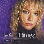 LeAnn Rimes : I Need You CD (2001)