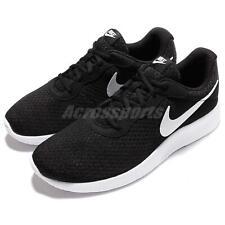 Nike Tanjun Black White Sportswear Men Running Shoes NSW Sneakers 812654-011